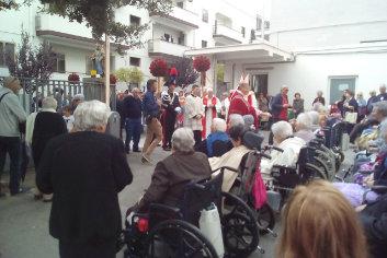 Gruppo Villa Argento residenze sanitarie festa alberobello